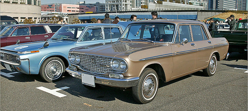 1967 Toyota Crown #3