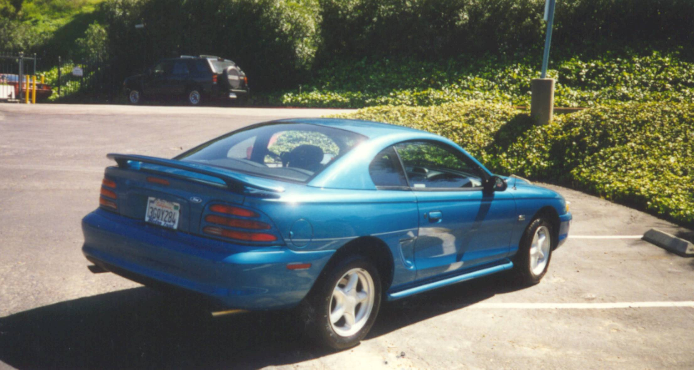 1994 Ford Mustang #5