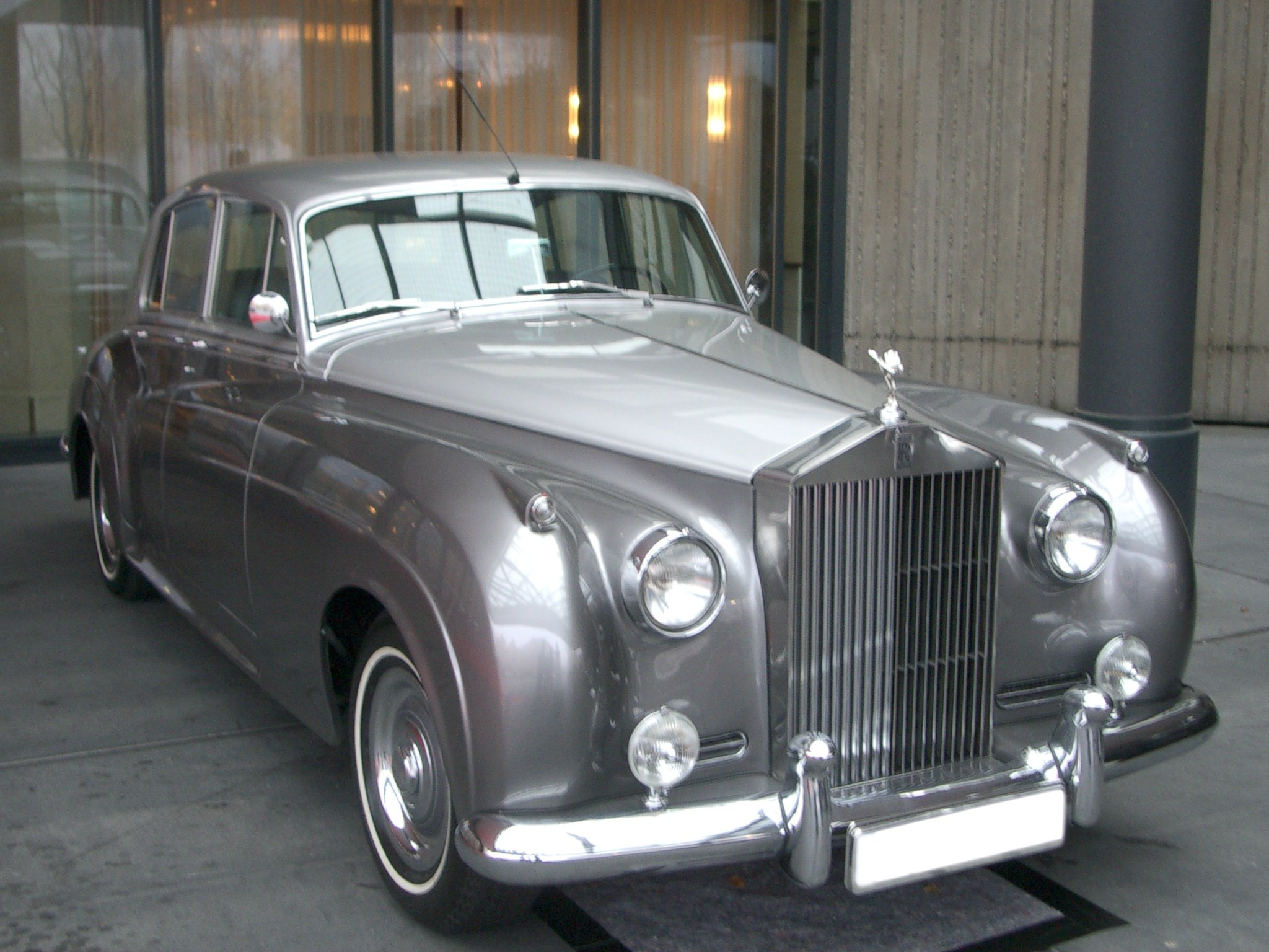 1960 Rolls royce Silver Cloud #7