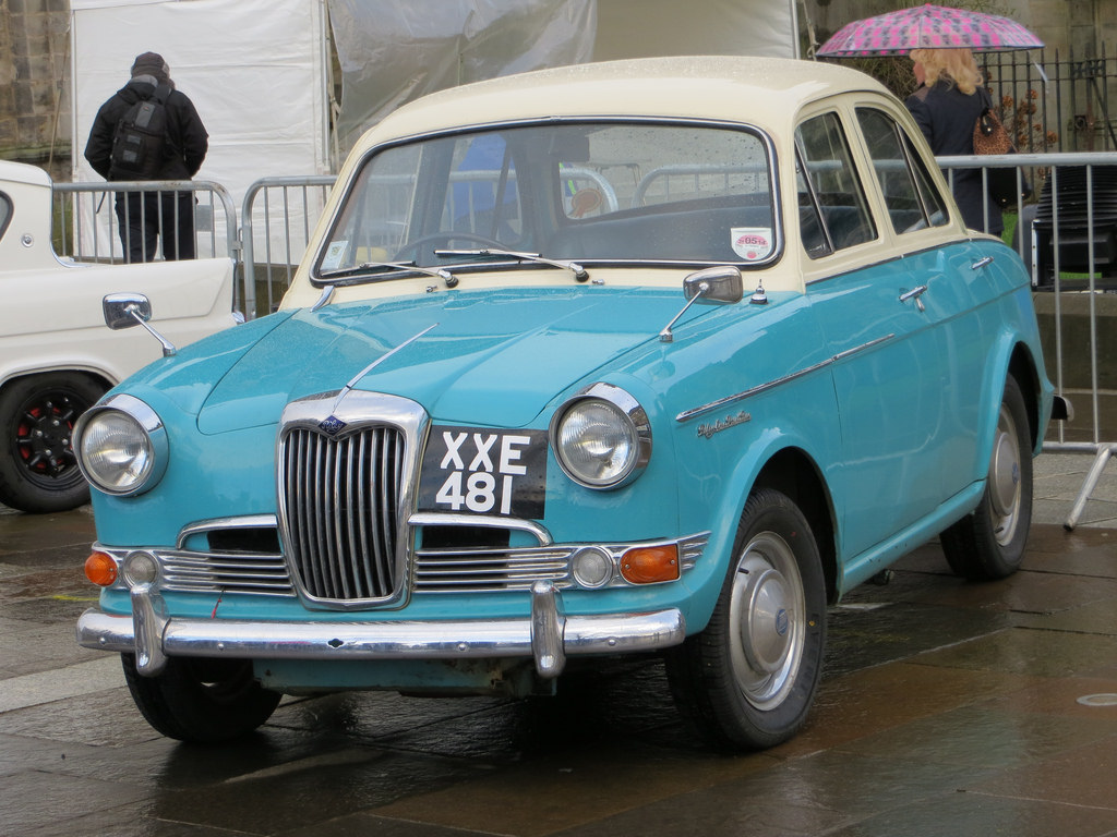 1959 Riley One-Point-Five #20