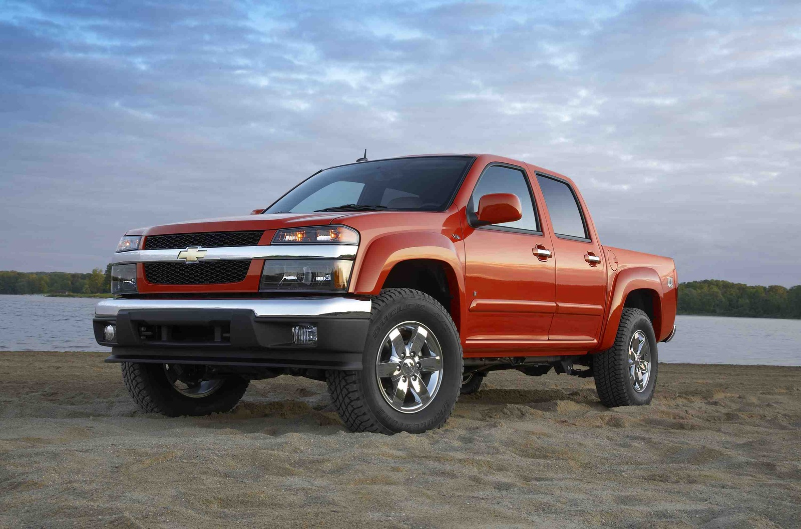 2009 Chevrolet Colorado #1