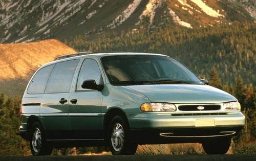 1995 Ford Windstar #6