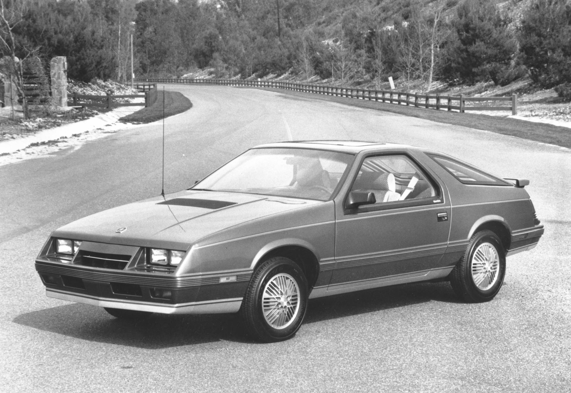 1984 Chrysler Laser #8