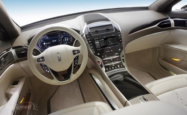 2013 Lincoln Mkz #8