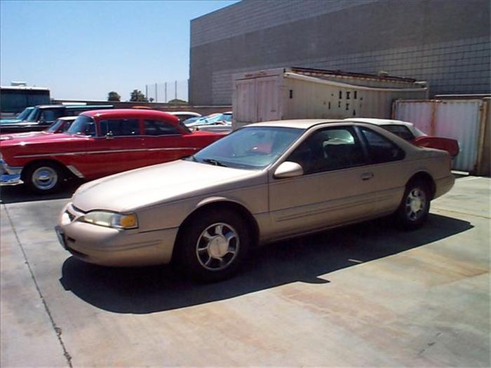 1996 Ford Thunderbird #14