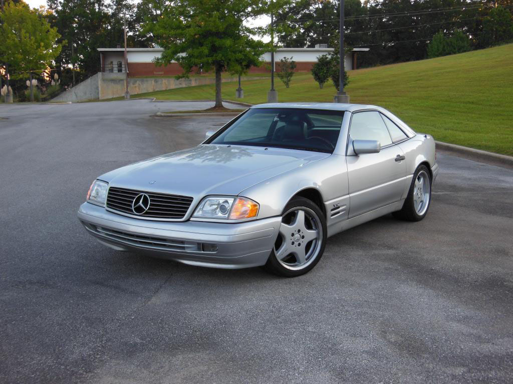 1998 Mercedes Benz CL #4