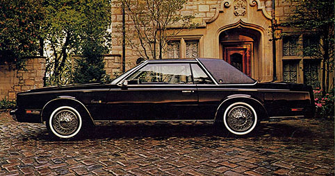 1980 Chrysler Cordoba #10