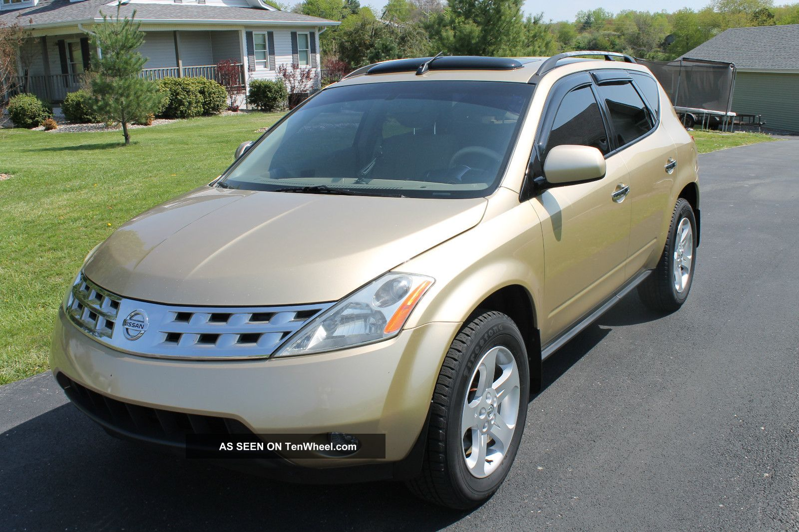 2003 Nissan Murano Photos Informations Articles 2004 Wiring Diagram 6