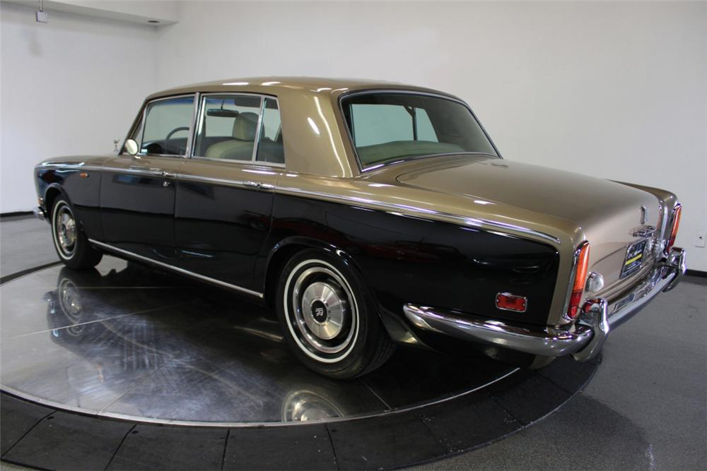1971 Rolls royce Silver Shadow #19