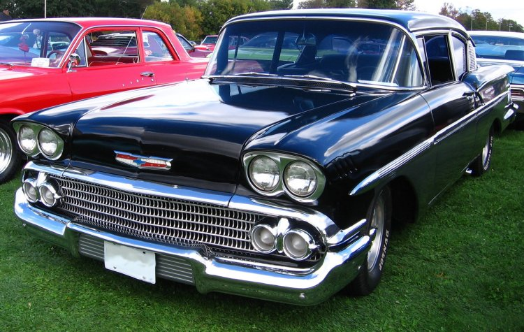 1958 Chevrolet Bel Air #12