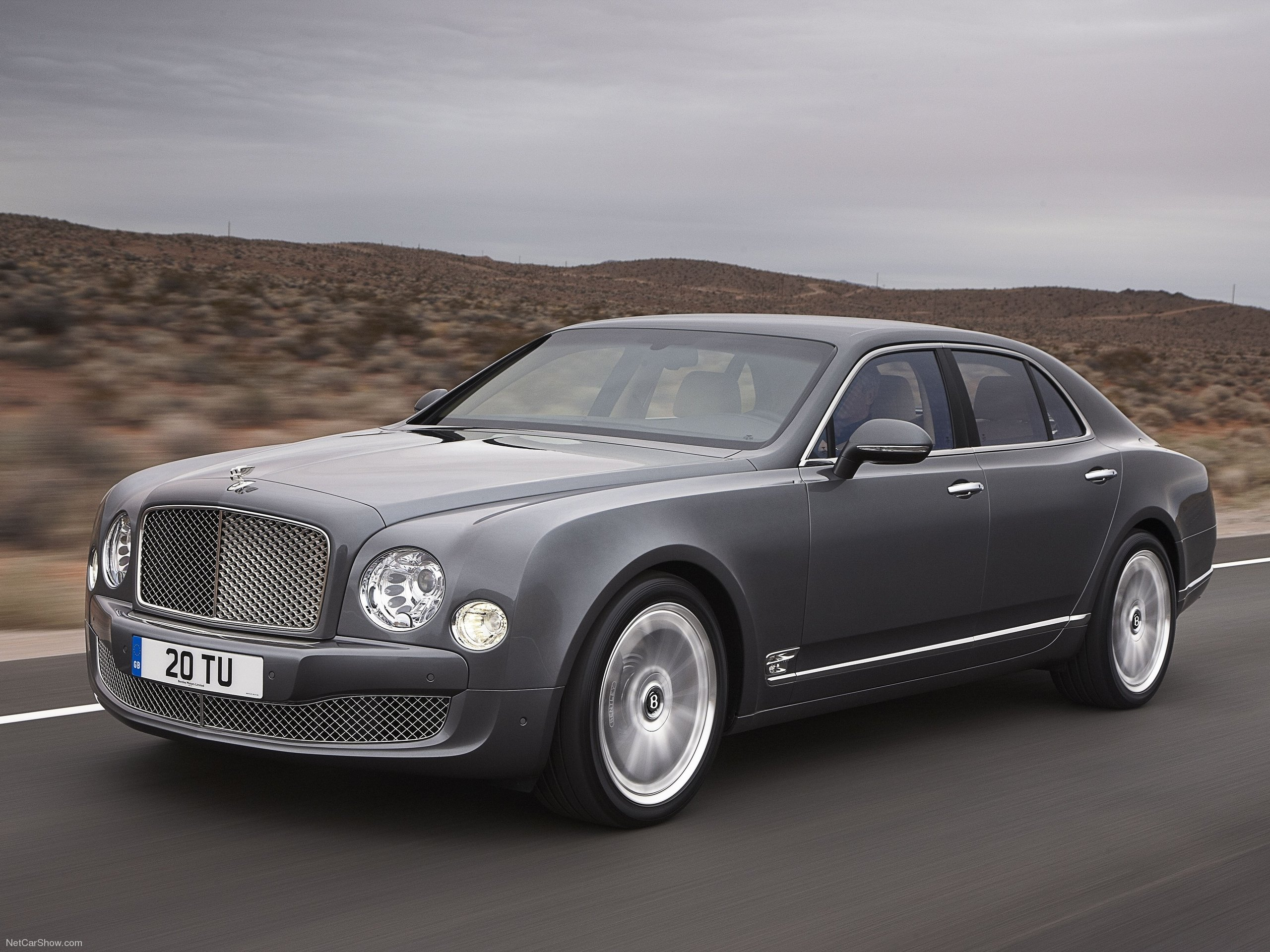 2013 Bentley Mulsane #2
