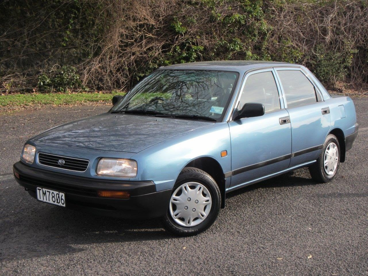 1995 Daihatsu Applause #15