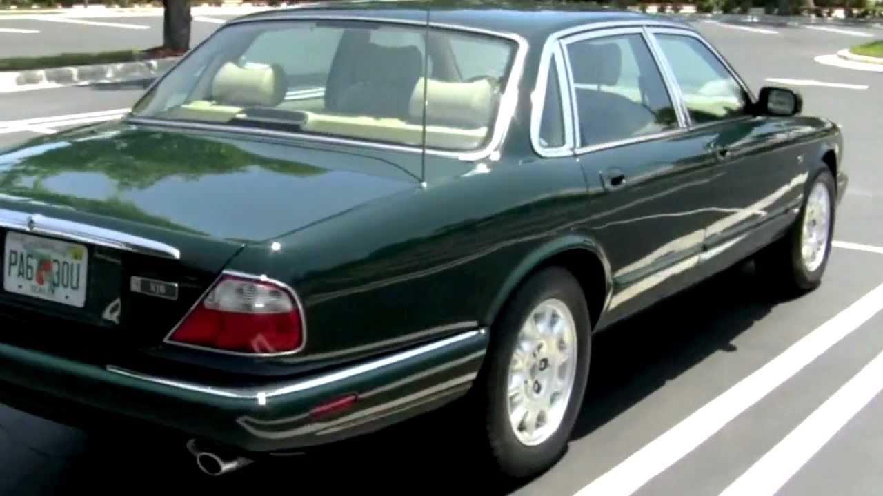 2000 Jaguar Xj-series #10