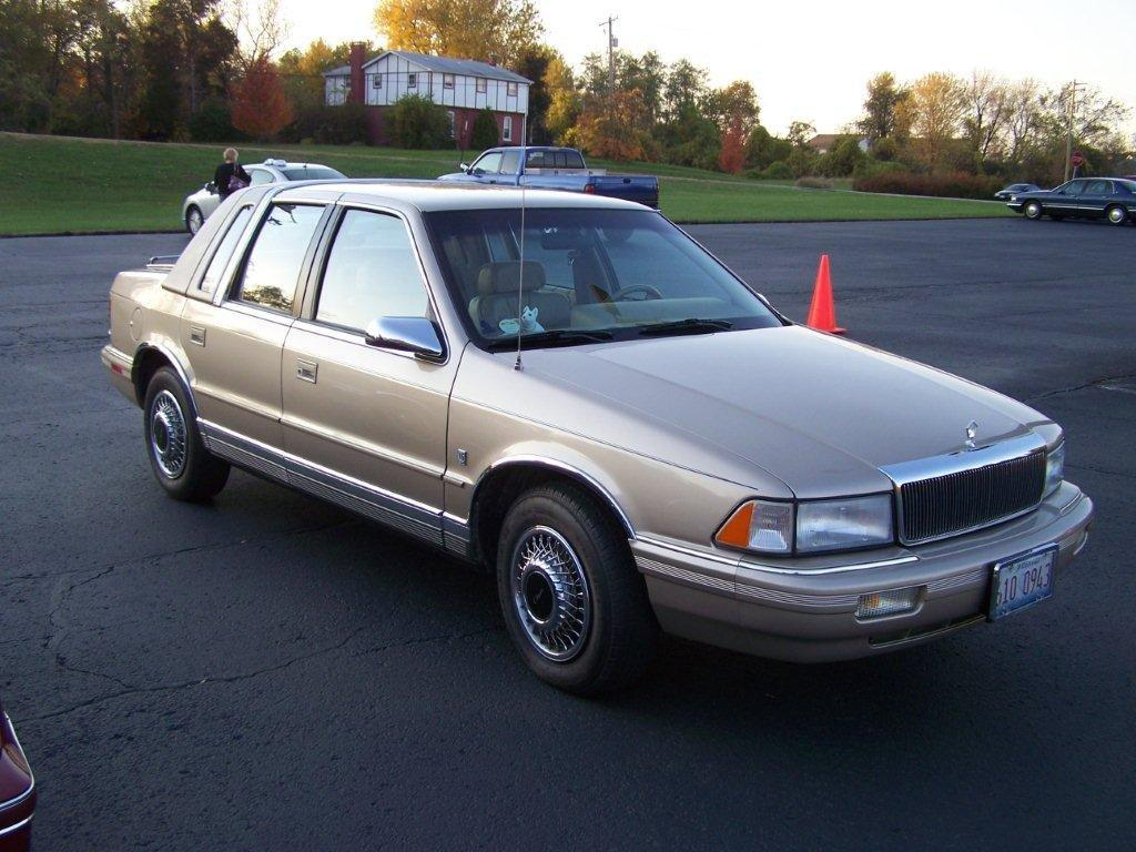 1991 Chrysler Le Baron #4