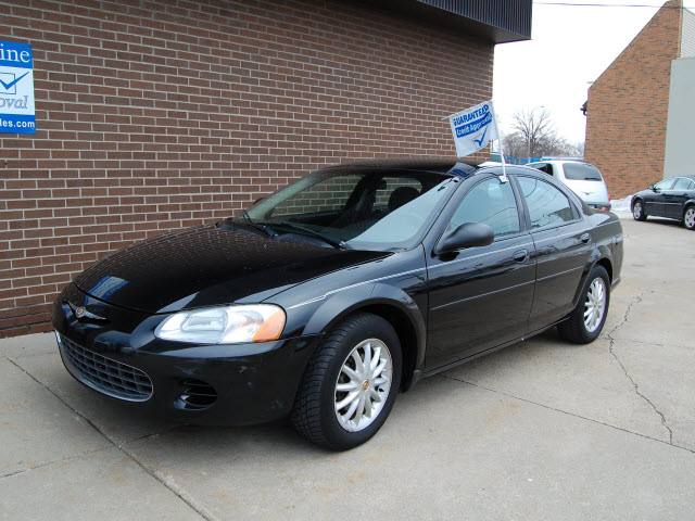 2003 Chrysler Sebring #9