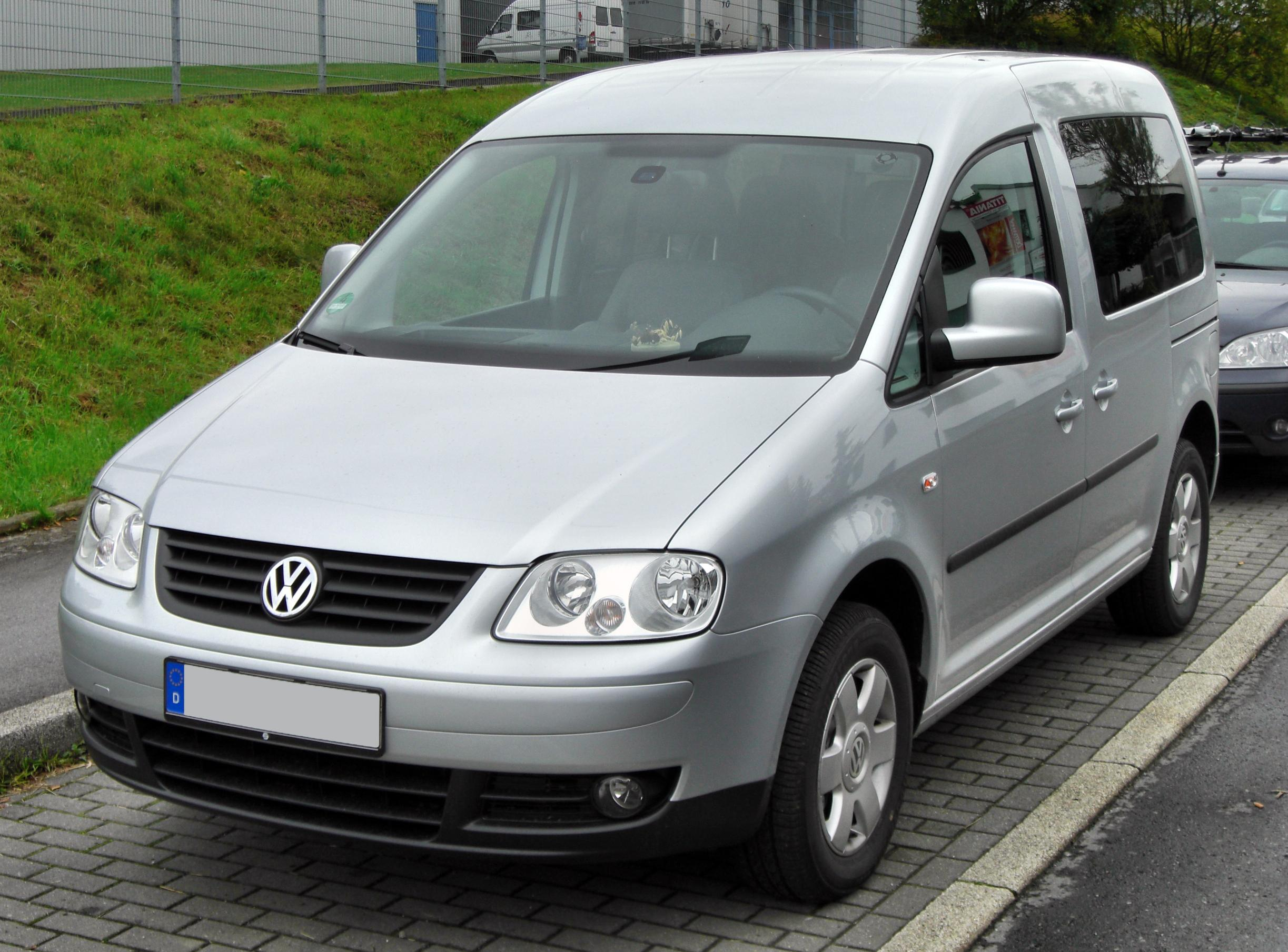2009 Volkswagen Caddy #2