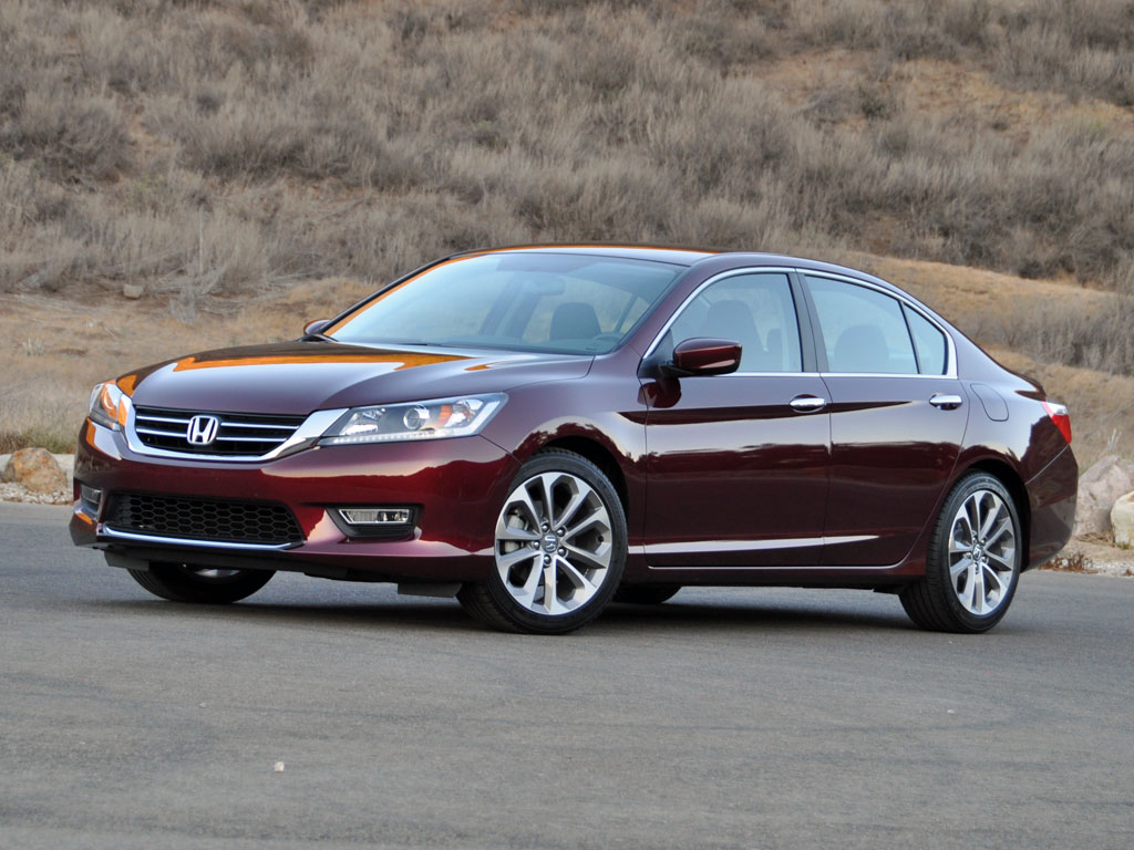 2014 Honda Accord #11