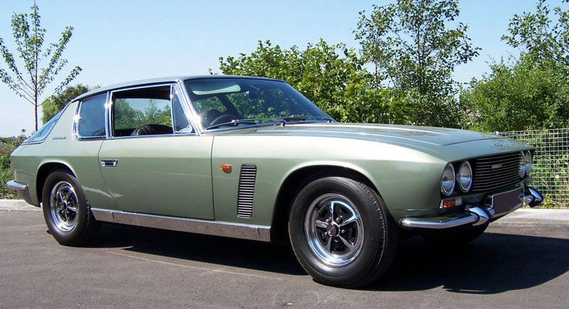 1968 Jensen Interceptor #2