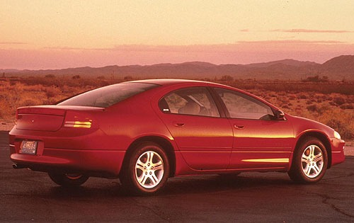 1998 Dodge Intrepid #6
