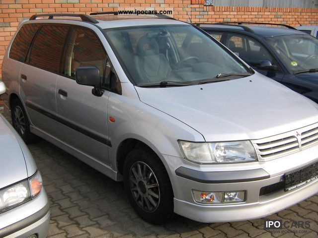 2001 Mitsubishi Space Wagon #4