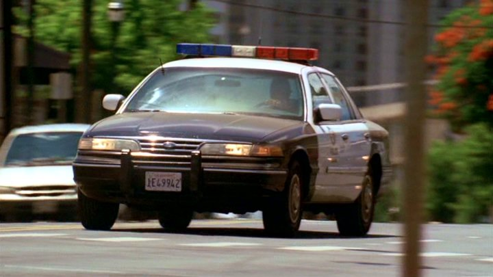 1995 Ford Crown Victoria #8