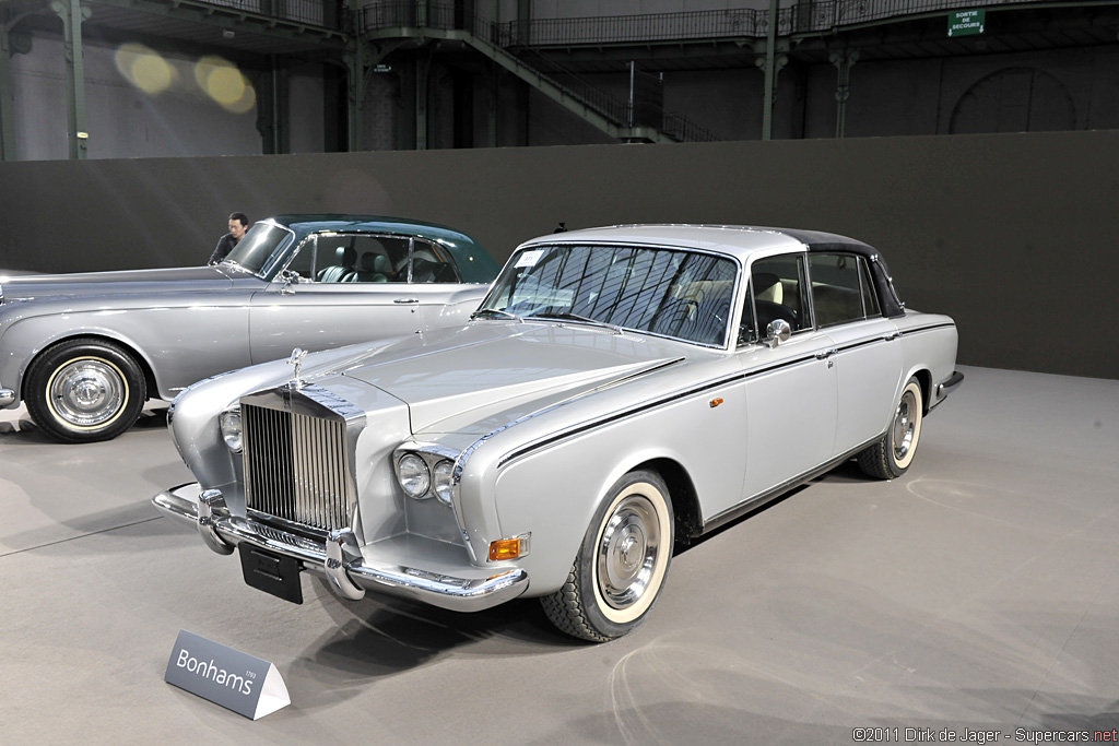 1972 Rolls royce Silver Shadow #4