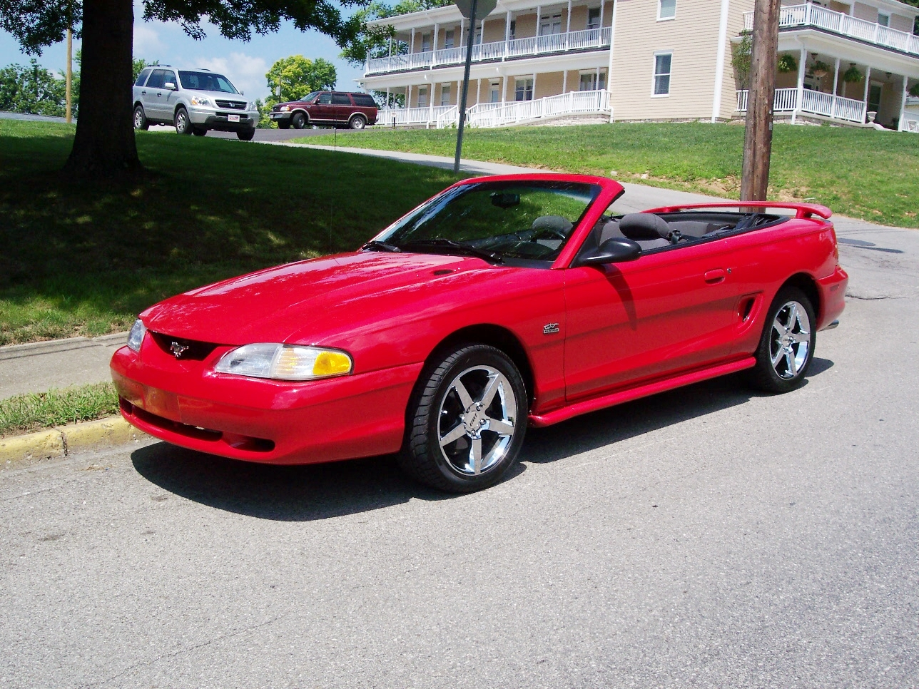 1995 Ford Mustang #6