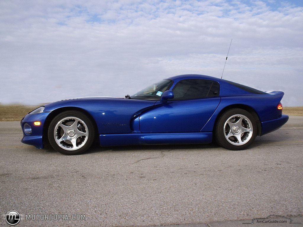 1997 Chrysler Viper #5