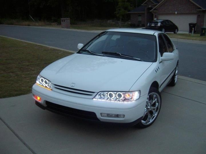 1995 Honda Accord #13