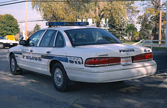 1996 Ford Crown Victoria #3