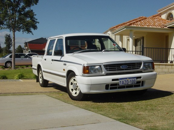 1998 Ford Courier #2