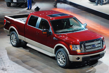 2009 Ford F-150 #8