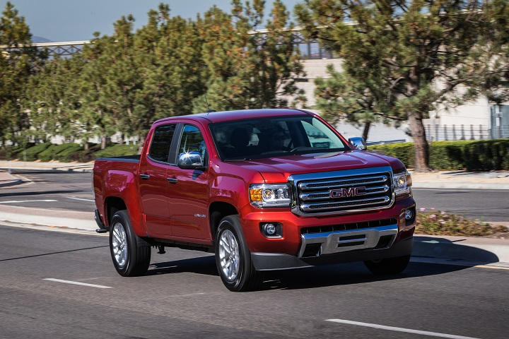 2015 GMC Canyon #19