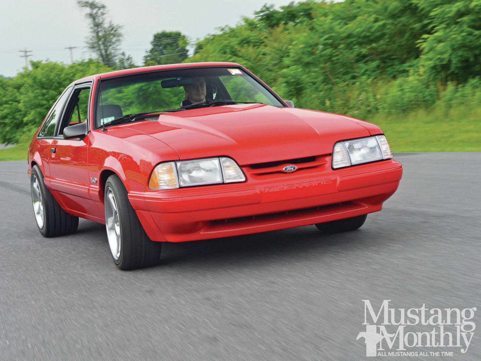 1990 Ford Mustang #10