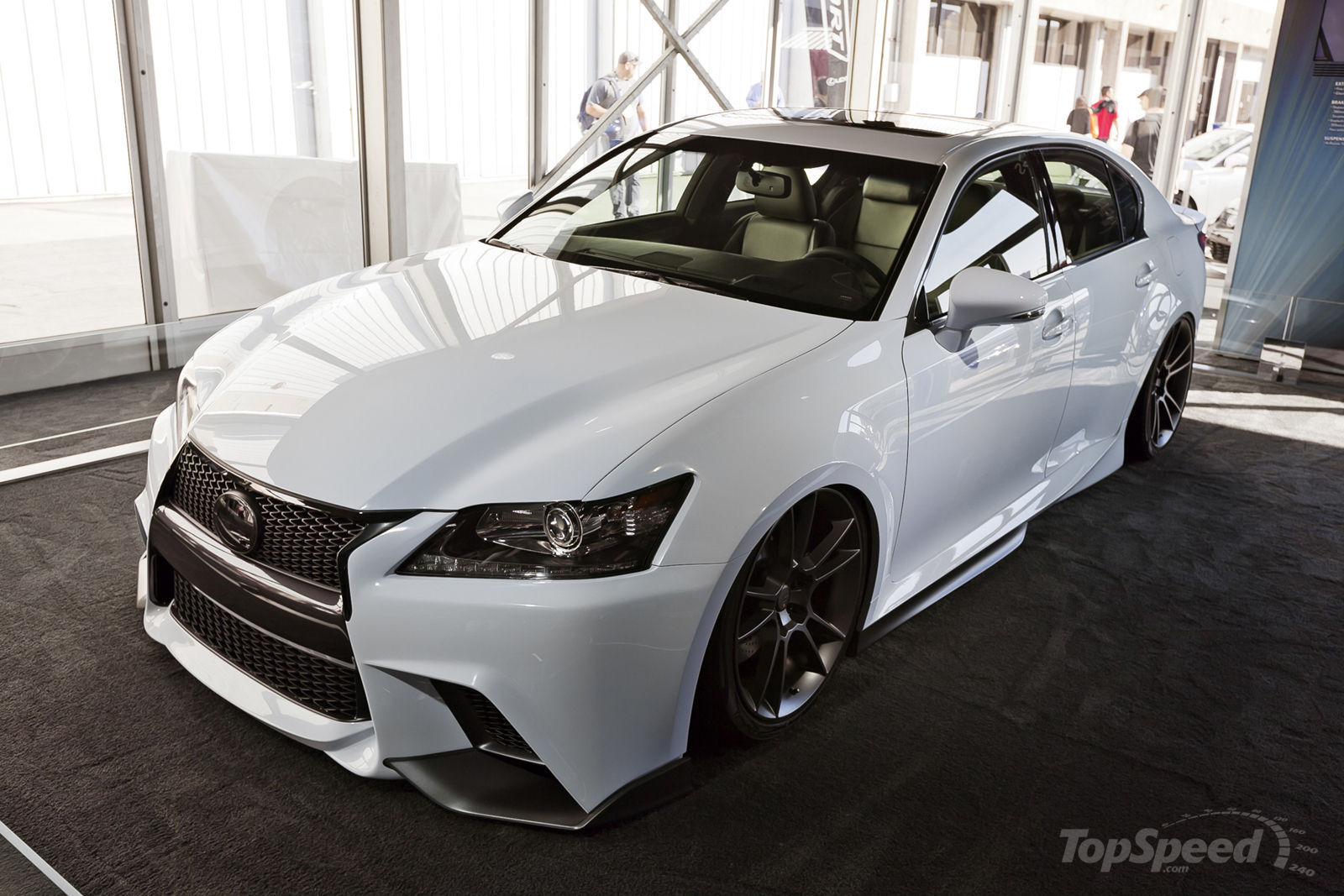 2013 Lexus Is F #2