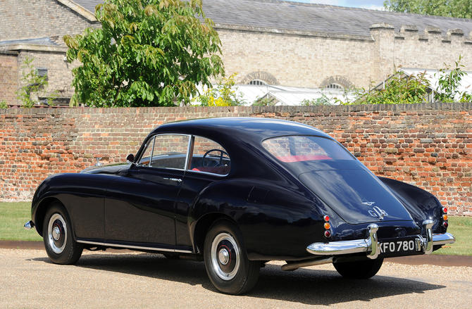 1955 Bentley R Type Continental #8