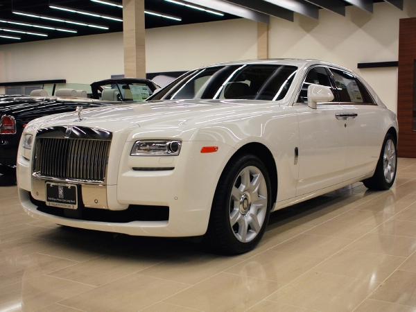 2012 Rolls royce Ghost #10