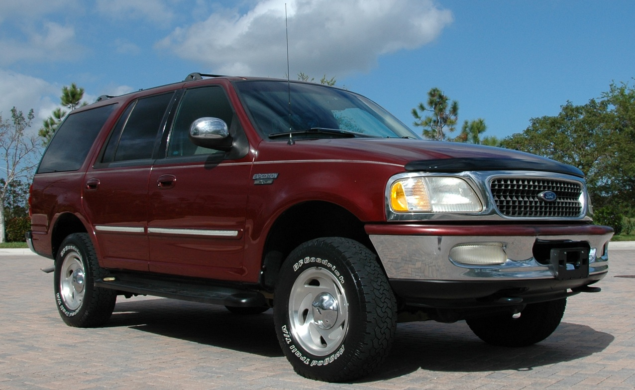 1998 Ford Expedition #1