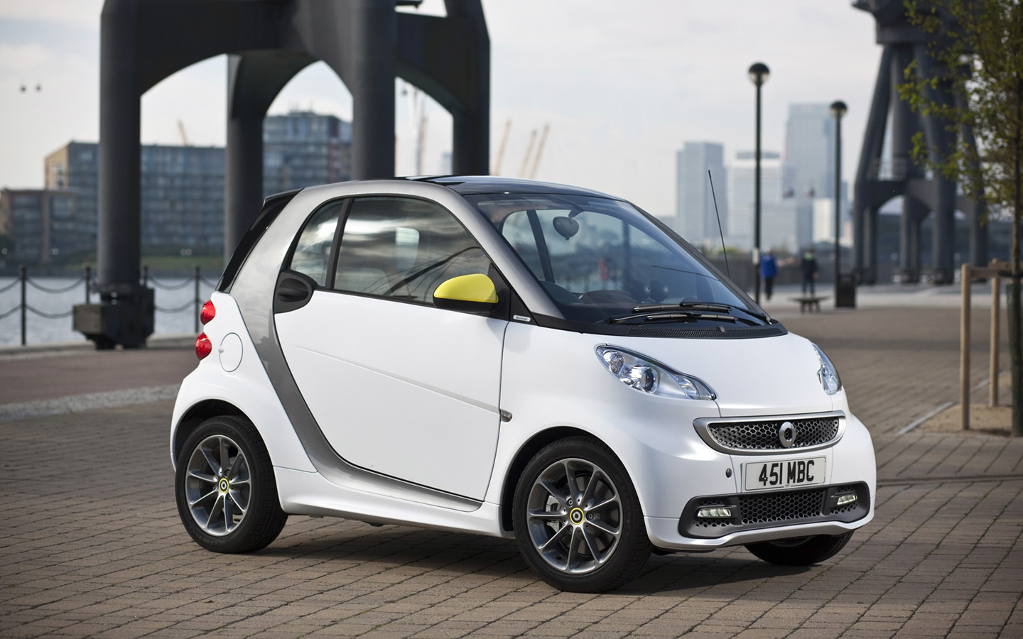 2014 Smart Fortwo #15