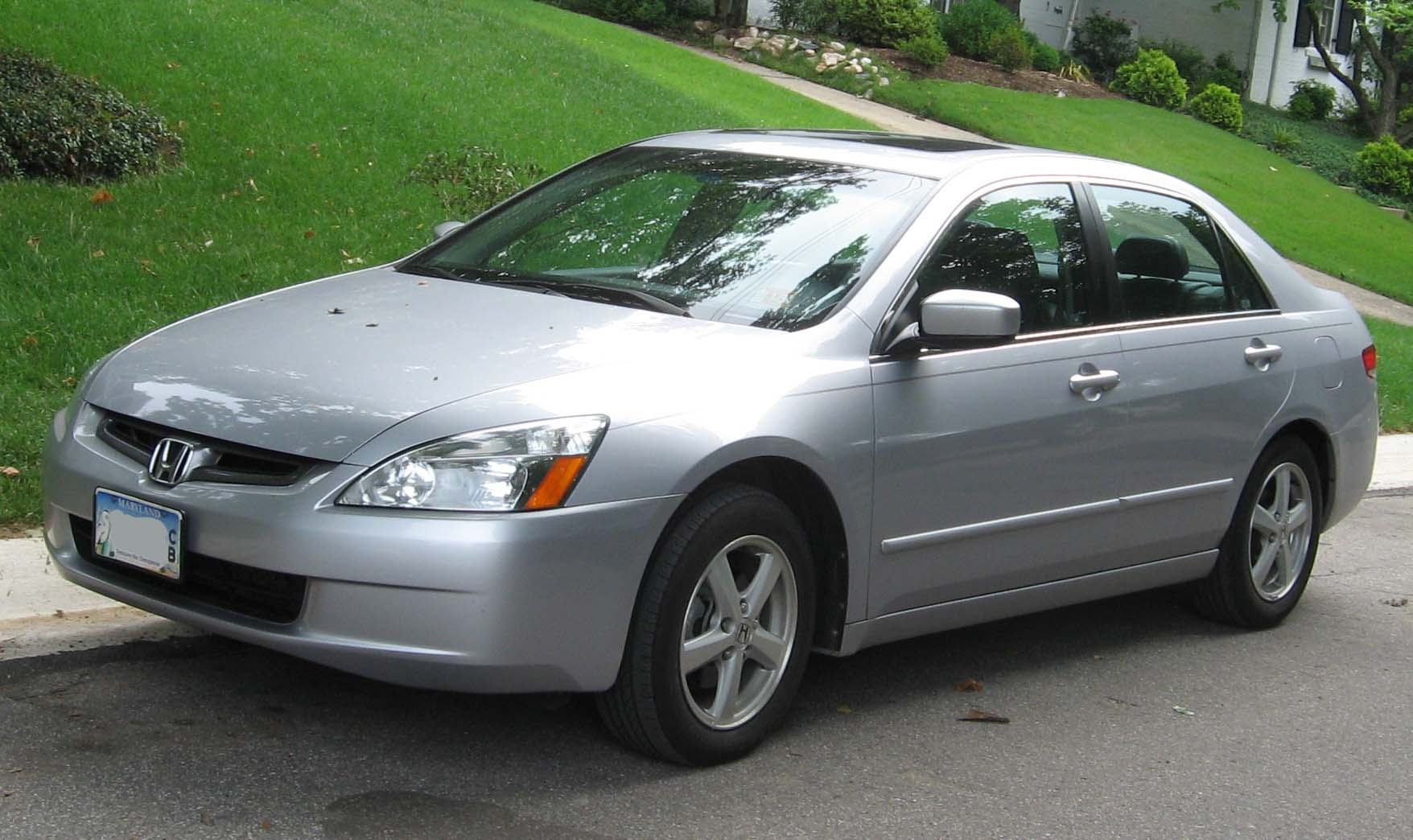 2003 honda accord #8