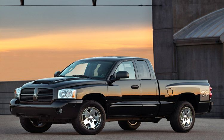 2009 Dodge Dakota #7