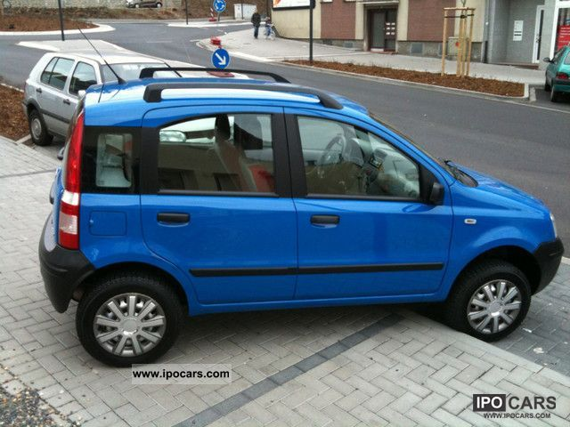 2006 fiat panda photos informations articles. Black Bedroom Furniture Sets. Home Design Ideas