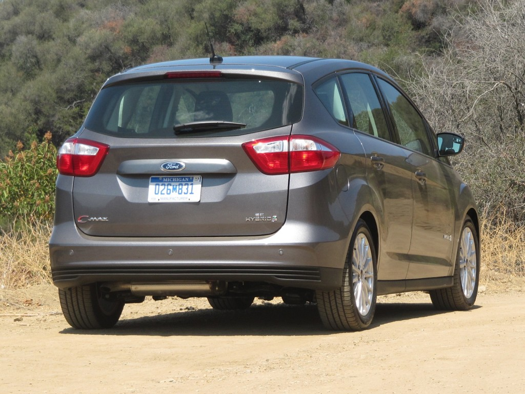 2013 Ford C-MAX #12