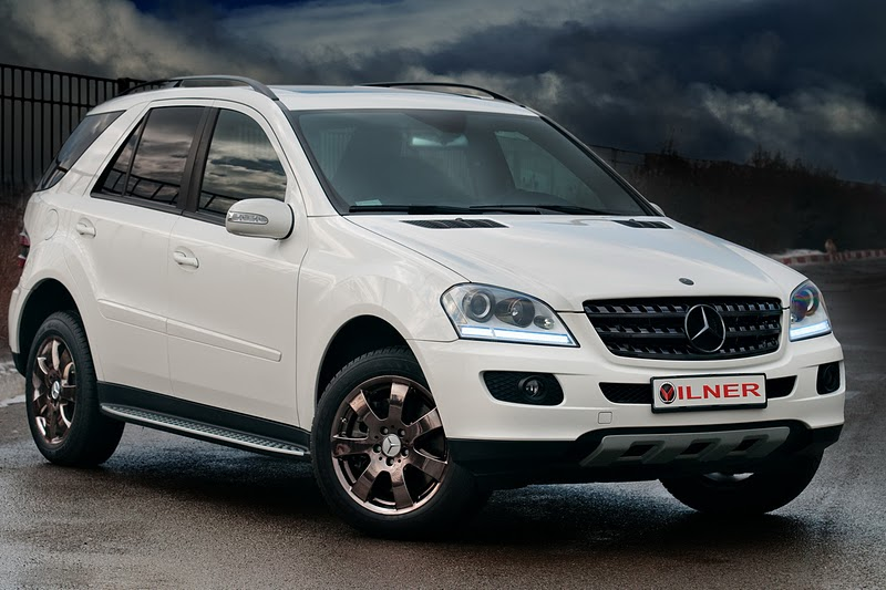 2011 Mercedes-Benz ML #10