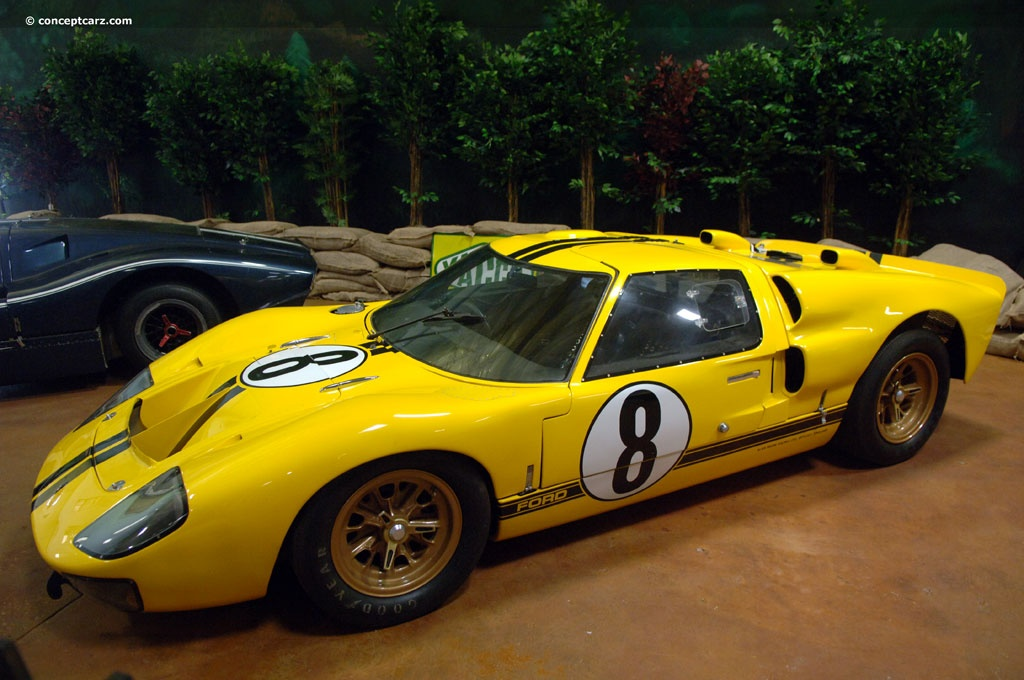 1966 Ford GT 40 #5