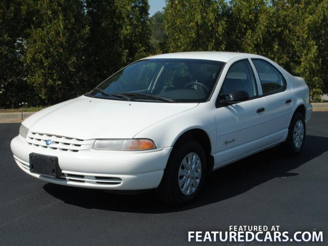 1998 Plymouth Breeze #10