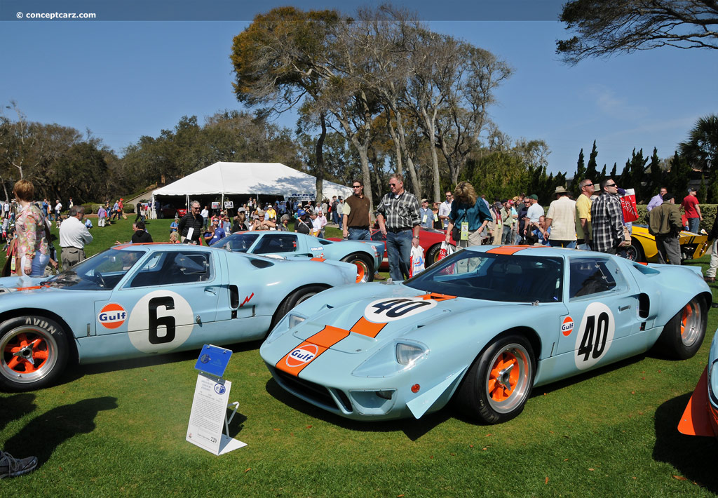 1968 Ford GT 40 #15