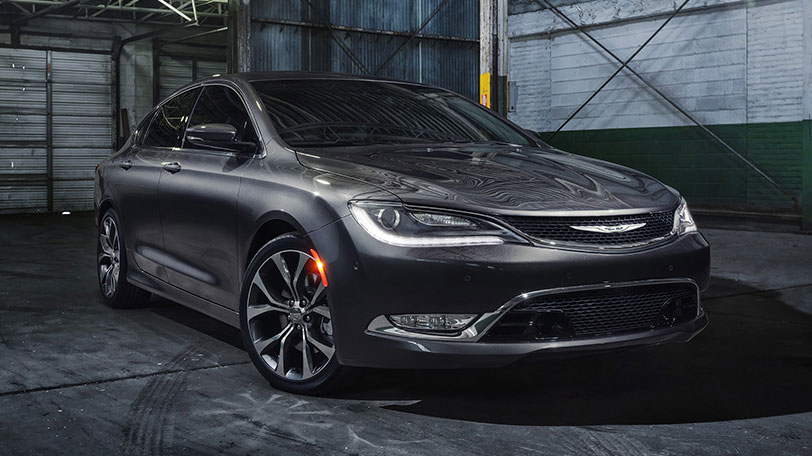 Chrysler 200 #9