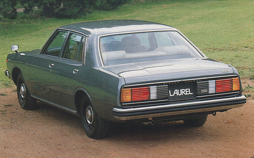 1980 Nissan Laurel #3
