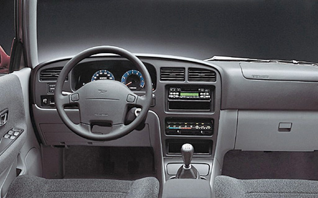 1997 Daihatsu Applause #6
